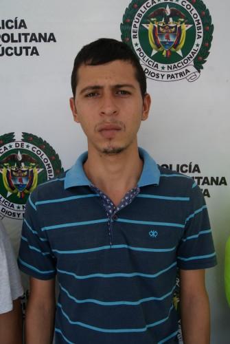 Yexi Leonardo Beltrán García alias 'Charrito'
