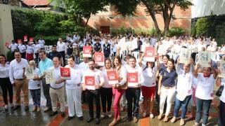 ALCALDÍA DE CÚCUTA ENTREGÓ 450 TÍTULOS DE PREDIOS EN LA CIUDAD