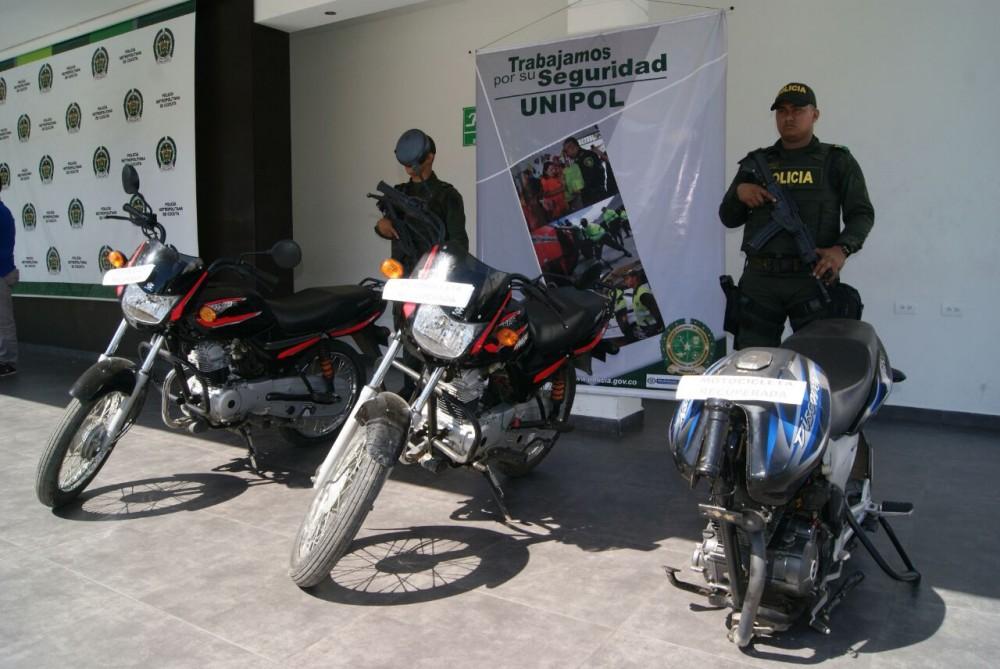 Capturado ladrón de Motocicletas y recuperadas 4 Motos (1)