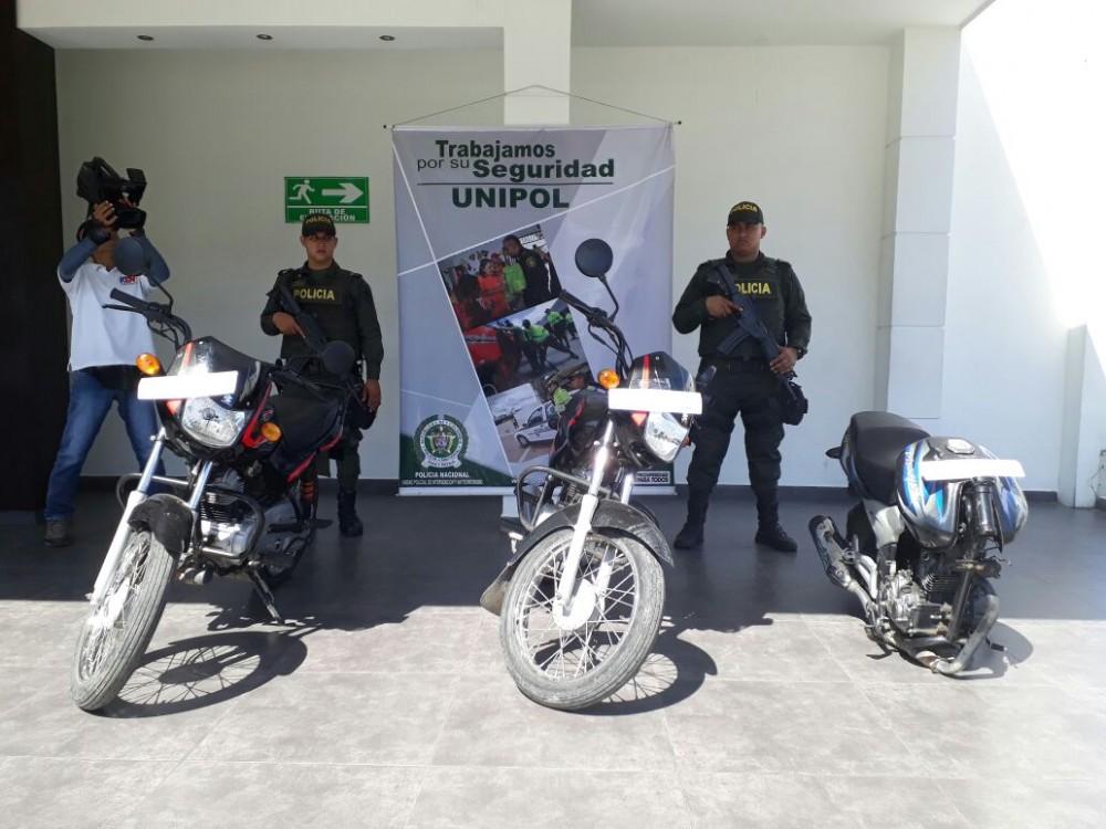 Capturado ladrón de Motocicletas y recuperadas 4 Motos (2)