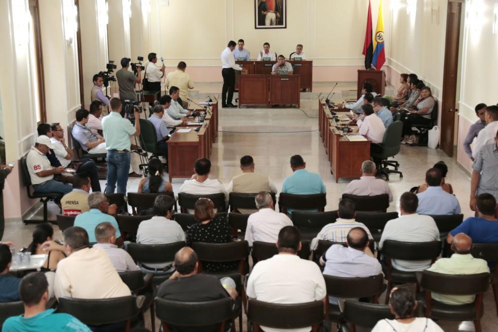 Elección de contralor y secretario general Asamblea (1)