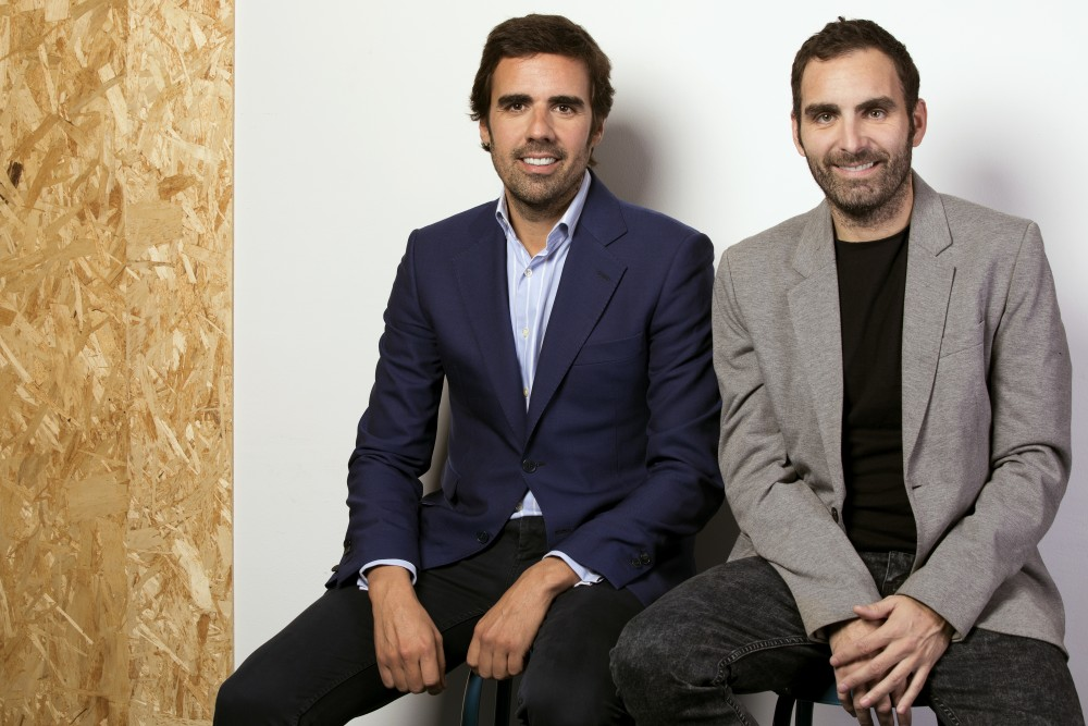 Guillermo Gaspart Founder & Chairman _ Christian Rodríguez Founder & CEO2