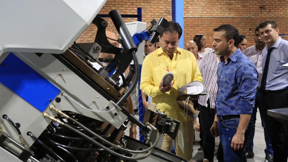 Inauguración planta de producción en la zona franca (6)