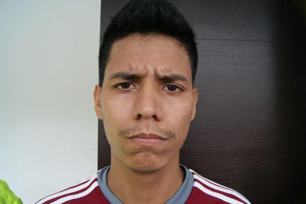 Jhenier Yoel Álvarez Misse, alias 'Joel'