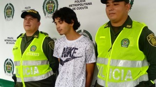 Luis Alejandro Hernández alias Puchis