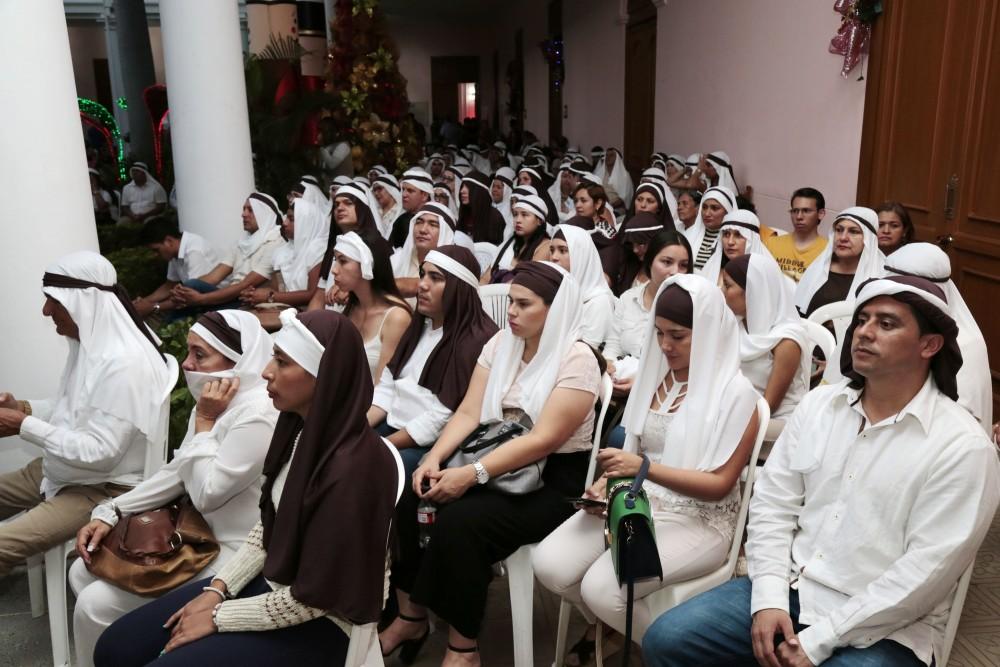 Primer día de la Novena de Aguinaldos (2)