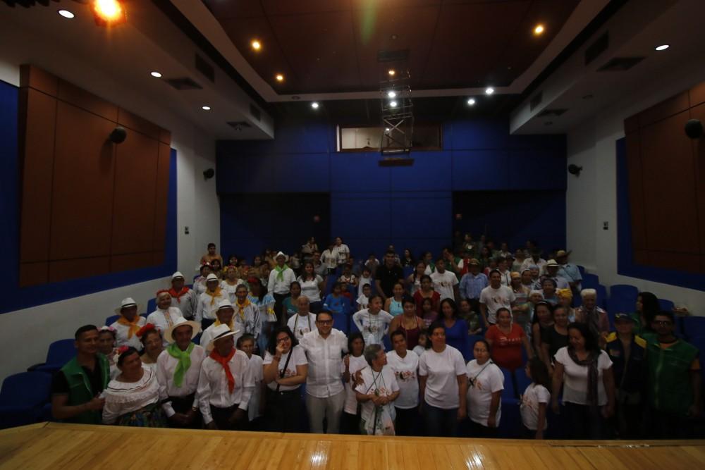 Secretaría de Cultura - ciclo taller de formación (2)