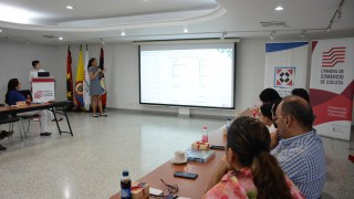 Socialización del Índice Departamental de Competitividad