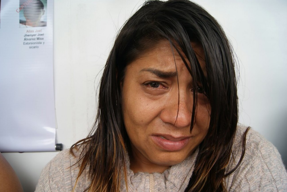 Tatiana Fernanda Rodríguez Benavides ALIAS TATIANA
