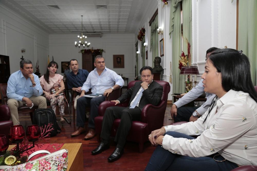 Visita gobernadora del Táchira (2)