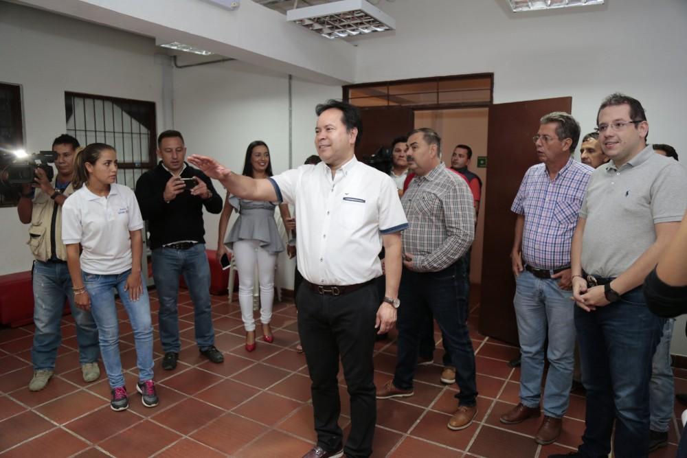 Visita institucional La Playa de Belén (55)