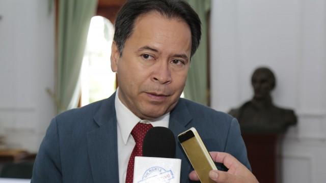 William Villamizar Laguado, gobernador Norte de Santander