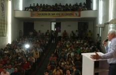 ALCALDE CÉSAR ROJAS SOCIALIZÓ BENEFICIO DEL 50 POR CIENTO EN LA MATRÍCULA A 754 JÓVENES DE LA UFPS