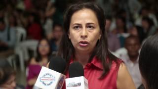 Maria Fabiola Cáceres Peña (Secretaria de Educación) Cupos estudiantes provenientes de Venezuela