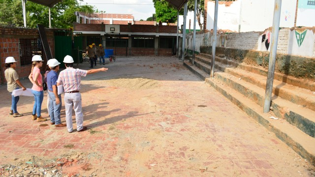 RECONSTRUCCIÓN DEL COLEGIO MARÍA GORETTI