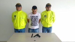 CAPTURA A ALIAS 'MIGUEL O CARE CRIMEN' (2)