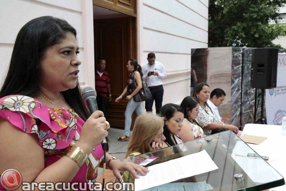 Entrega de capital semilla para asociaciones de Mujeres de San Calixto, Chinácota, Ragonvalia, Mutiscua y Durania (3)