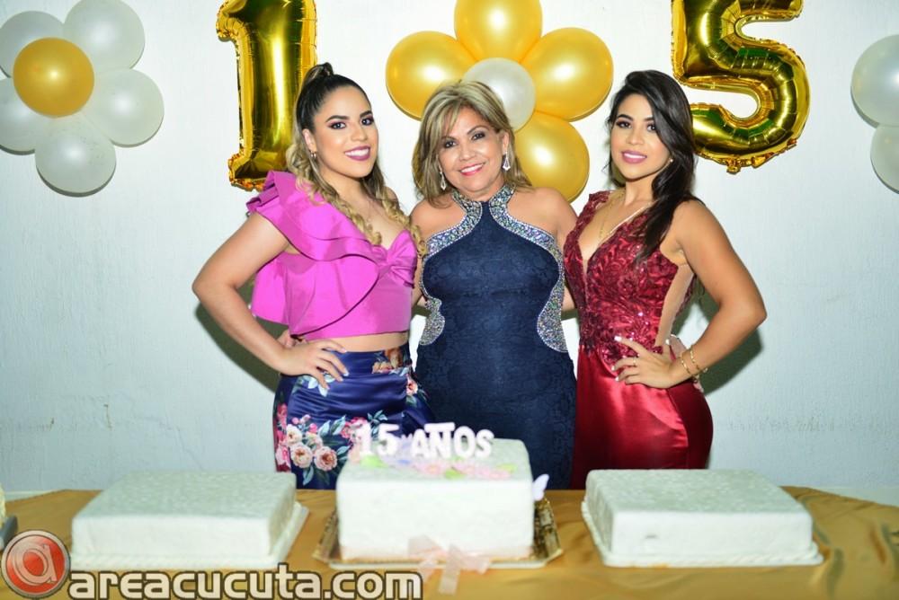 Maria fernanda Carrascal, Nancy Mora y Maria Auxiliadora Carrascal