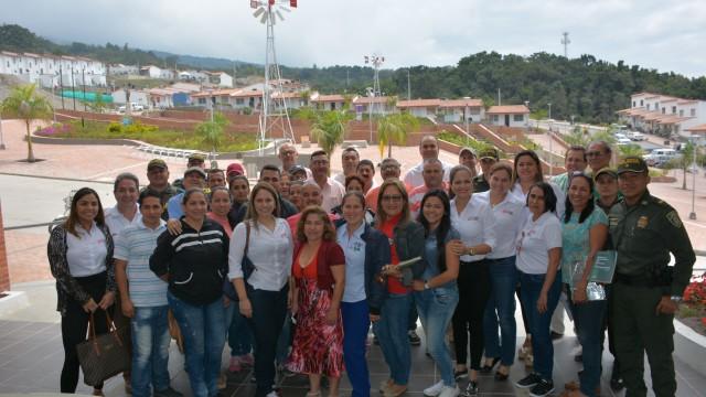 Visita Institucional a Gramalote