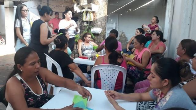 Mujeres, asociadas, se capacitan de la mano de la Gobernación de Norte de Santander (3)