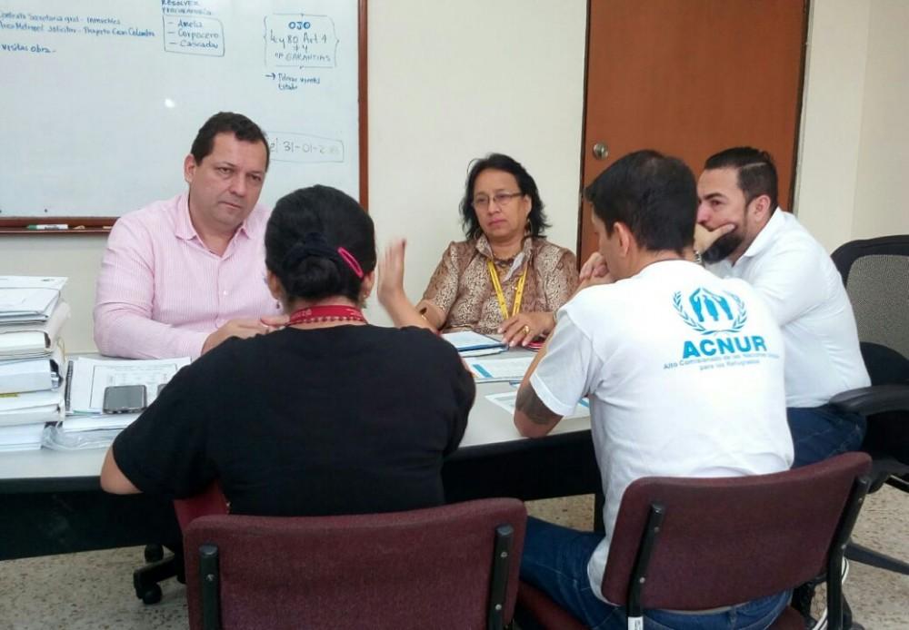 PLANEACIÓN INICIÓ SOCIALIZACIÓN DE LEGALIZACIÓN DE PREDIOS EN CAMILO DAZA