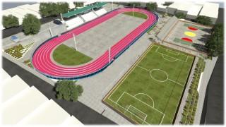 Proyección de obras que fortalecerán el deporte en el barrio Gramalote, en Villa del Rosario (4)
