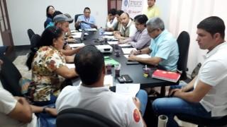 Reunión Visita Caño Tomás- Secretaría de Víctimas