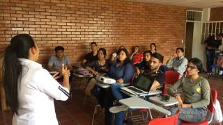 Reunión con estudiantes de Comunicación Social de la UFPS-Ocaña (3)