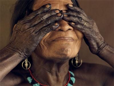 exposicion pinturas y retratos de los indigenas de colombia