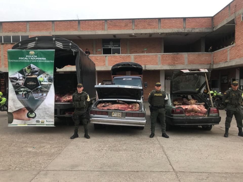 policia aduanera carne decomisada (3)