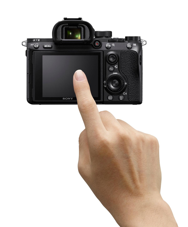 """Sony amplía la gama de cámaras de """"fotograma completo sin espejo ..."""
