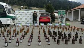 Policía incauta licor adulterado en cuatro municipios de Norte de ...