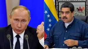 """Rusia denuncia que ayuda de Estados Unidos a Venezuela """"es ..."""