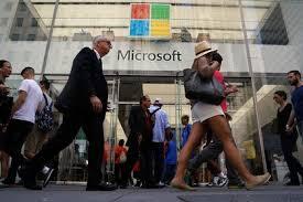 Microsoft cerrará tiendas y asumirá pérdida de 450 mln dlrs por ...