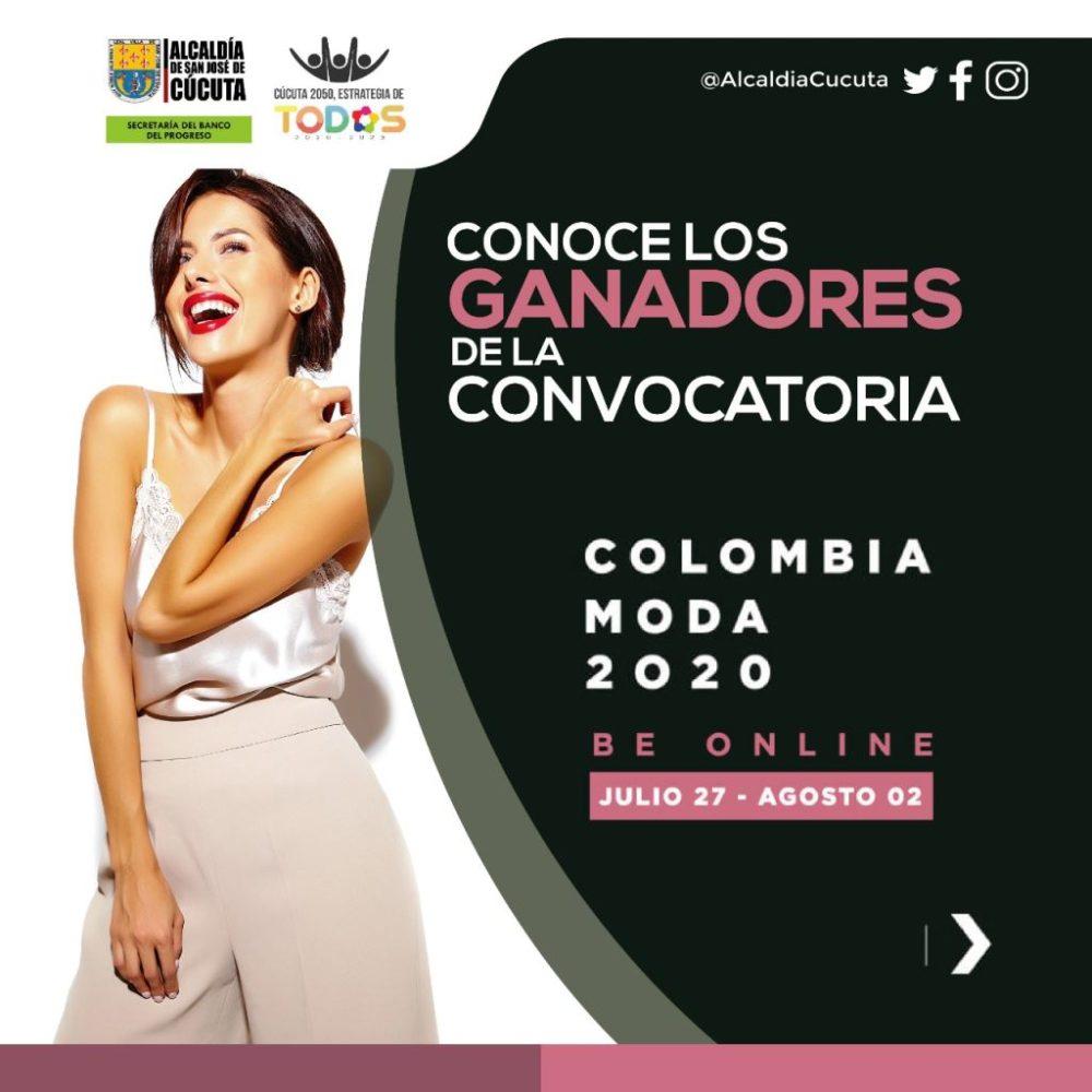 Conozca las quince marcas ganadoras de Cúcuta para ir a Colombia Moda 2020.