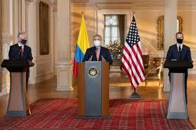 EEUU invertirá hasta 5.000 mln dlr en Colombia para impulsar el ...