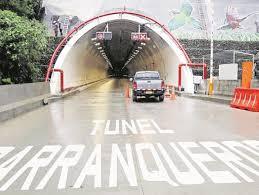 El 4 de septiembre se estrena el túnel principal de La Línea |  Infraestructura | Economía | Portafolio