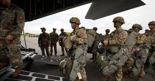 Colombia reactiva actividades de asesoría contra el narcotráfico de brigada  militar EEUU - Infobae