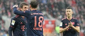 Bayern asumió el liderato de la Bundesliga | Win Sports