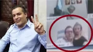 Diputado argentino, suspendido por escena sexual en plena sesión virtual -  Red Uno de Bolivia
