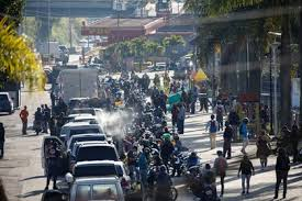 Nueva ola de protestas recorre Venezuela por caos de los servicios públicos  - Infobae