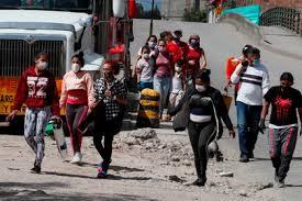 Denuncian que las condiciones de hacinamiento a las que el régimen de Maduro  somete a los migrantes incrementó la propagación de COVID-19 - Infobae