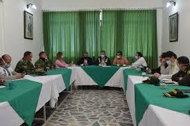 Pamplona, con apoyo de Gobernación y agencias de cooperación para el diseño  de ruta humanitaria - Noticias Gobernación Norte de Santander