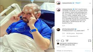 Ricardo Quevedo envió mensaje de alivio a sus seguidores - Infobae
