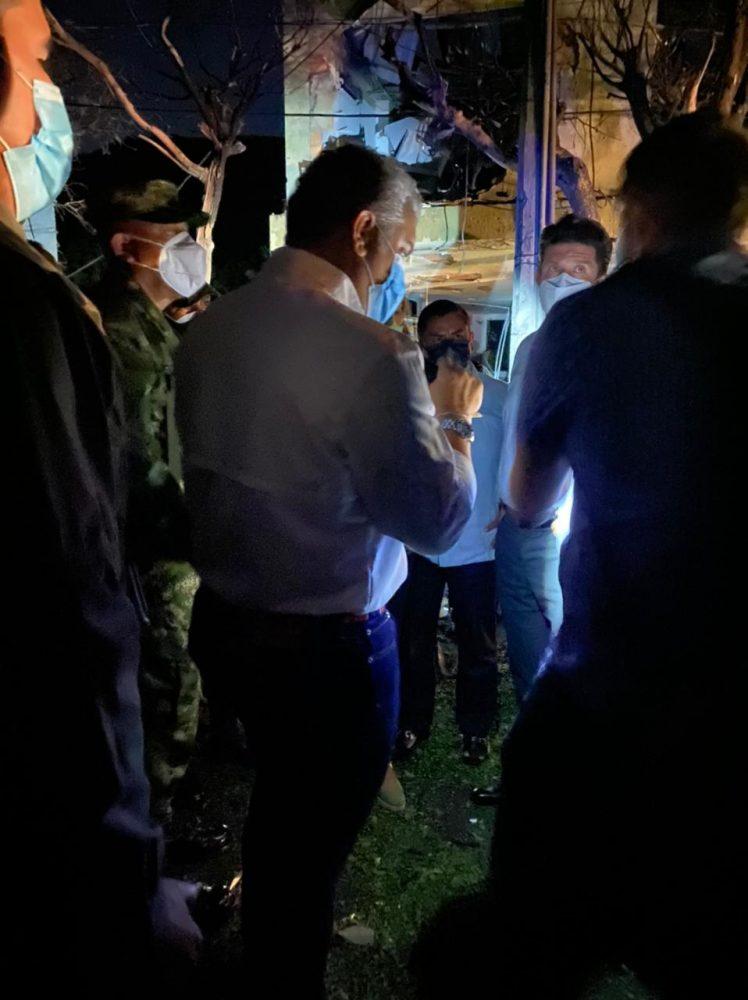 Presidente Duque se encuentra en Cúcuta después de atentando a la Brigada 30. - Noticias de Colombia