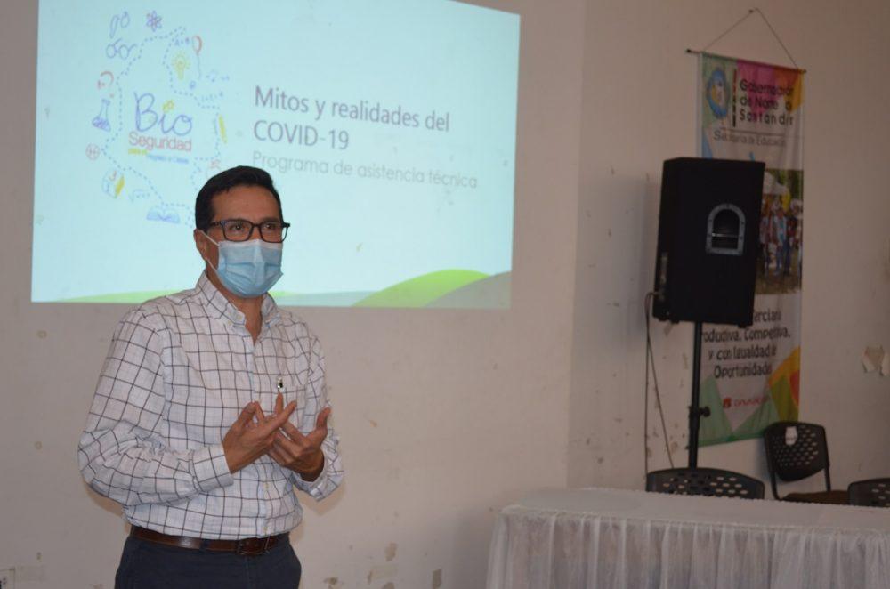 Secretaría de Educación recibió visita técnica el MEN - Noticias de Colombia
