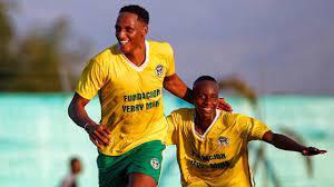 Yerry Mina inauguró enorme complejo deportivo en su natal Guachené | KienyKe