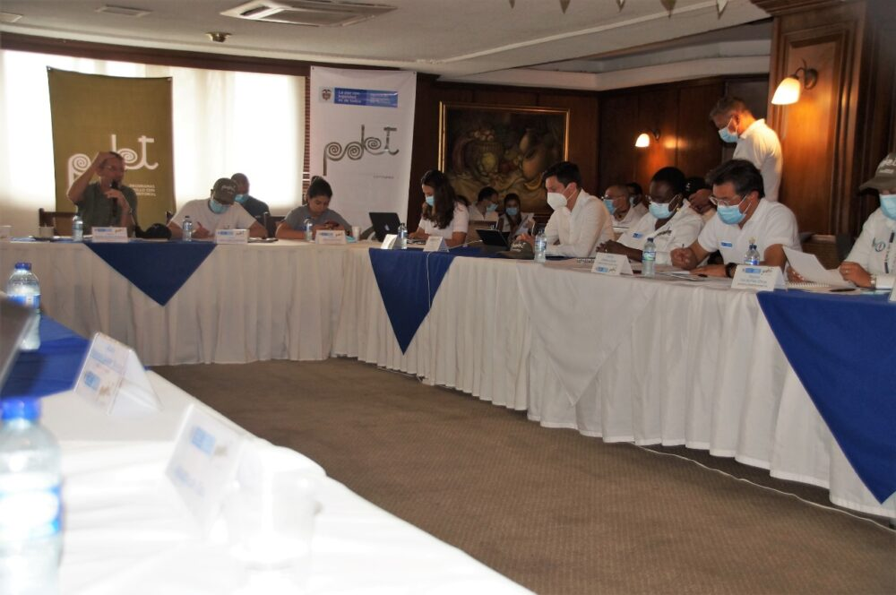 Director General de la Unidad de Restitución de Tierras asumió liderazgo del Pilar 1 de la Mesa de Catatumbo Sostenible - Noticias de Colombia